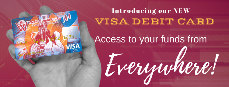 VISA Debit everywhere
