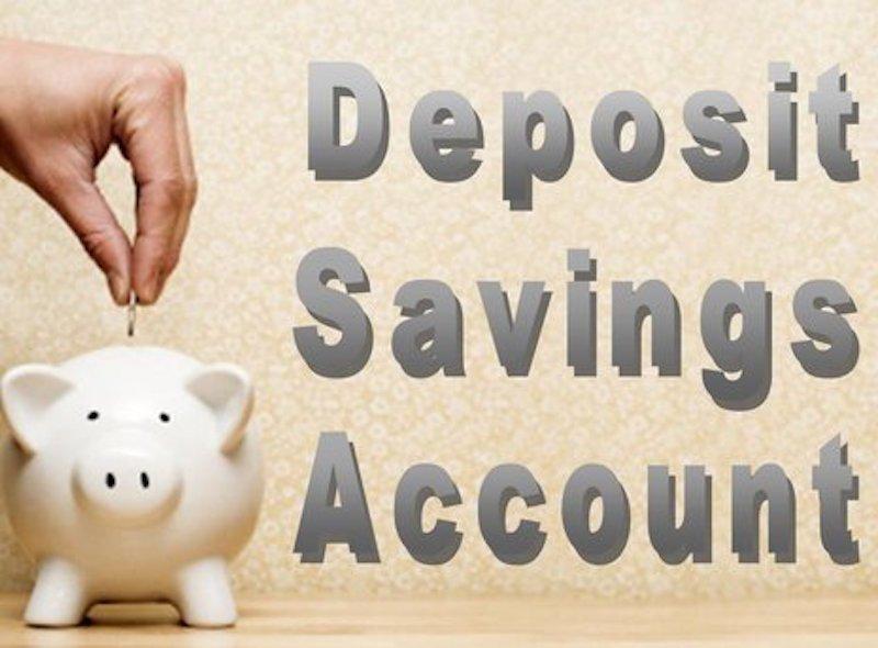 ordinary deposit savings account