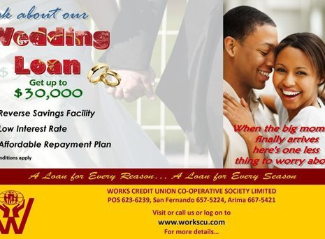 Wedding Basic Requirements This Loan